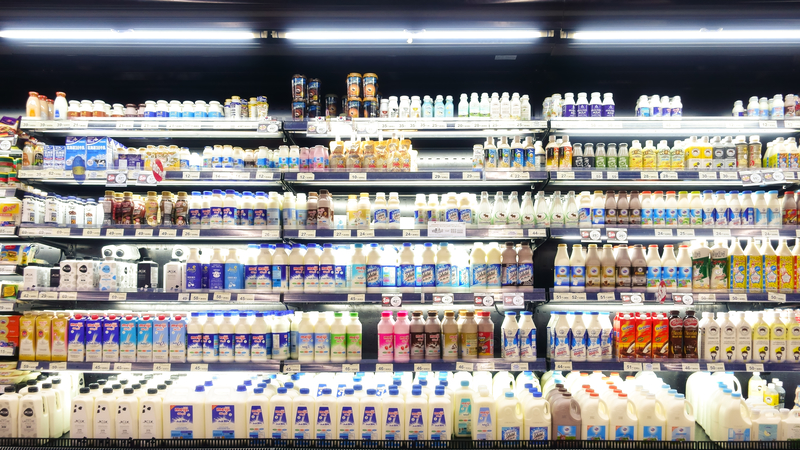 Dairy Store